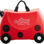 กระเป๋า Trunki Melissa & Doug Trunki - Ruby Red
