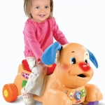 รถขาไถ Fisher Price Laugh and Learn Ride on Puppy