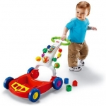 รถผลักเดิน Fisher Price Brilliant music walker to wagon