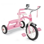 จักรยาน Radio Flyer Classisc Pink Dual Deck Tricycle