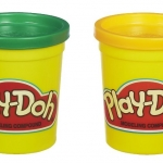 Play-Doh Classic Tropical Colors 4 Can Pack Arts & Crafts 20oz. แป้งโดว์