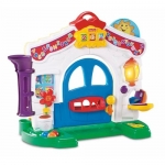 ประตูบ้าน Fisher Price Learning Home Playset