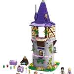 Lego Rapunzel Creativity Tower