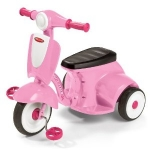 จักรยานสามล้อ Radio Flyer Classisc Lights and Sound Trike,Pink