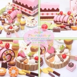 Strawberry Chocolate Party (Mother Garden)