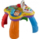 โต๊ะกิจกรรม Fisher-Price Laugh Learn Fun with Friends Musical Table