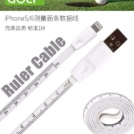 RULER CABLE Quick Charge & Data Cable iPhone 6 / iPhone 5