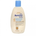 Aveeno Baby - Cleansing Therapy Moisturizing Wash, 8 oz