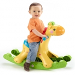 ม้าโยก Fisher Price Rockin' Tunes Activity Centre, Giraffe