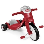 จักรยาน Radio Flyer Lights and Sound Racer,Red