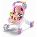 รถผลักเดิน Fisher Price Brilliant Basics Stroller Styled Walker
