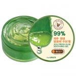 พร้อมส่ง The Saem Jeju Fresh Aloe Soothing Gel 99%