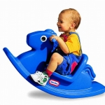 ม้าโยก Little Tikes Rocking Horse, Blue