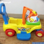 รถขาไถ Fisher Price 3 in1 Push N Scoot
