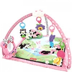 เพลยิม Fisher Price Disney Baby Minnie's Twinkling Tea Party Play Gym