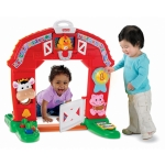 ประตูฟาร์ม Fisher Price Laugh Learn Learning Farm