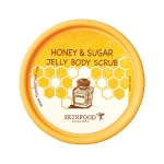 SkinFood Honey&Sugar Jelly Body Scrub
