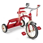 จักรยาน Radio Flyer รุ่น Classic Red Dual Deck Tricycle