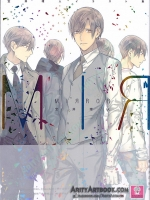 "Ten Count Rihito Takarai Illustrations Art Book ""Mirror"""