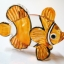 ปลาแก้ว Glass Figurine Fish thumbnail 1
