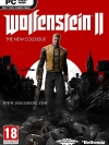 Wolfenstein II The New Colossus ( 10 DVD )