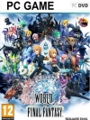 World of Final Fantasy ( 3 DVD )