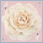 Vintage Rose - Early Pink Blossom