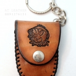 Coin key ring 1