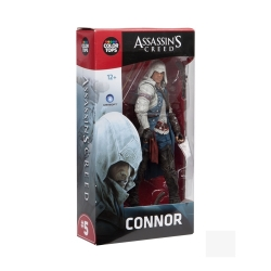 Assassin's Creed: III Color Tops Collector Edition Red Wave Connor (ลิขสิทธิ์แท้)