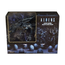 NECA Aliens Deluxe Alien Queen Action Figure