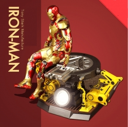 TONY STARK Manufacture IRON MAN