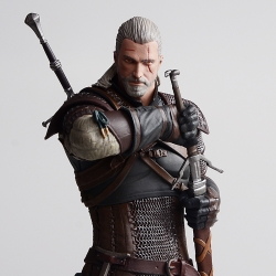 The Witcher 3 - Wild Hunt : Geralt Figure