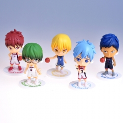 Model Kuroko No Basketball (Set of 5)