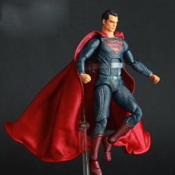 CRAZY TOYS - MAN OF STEEL - SUPERMAN FIGURE
