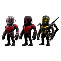HT Marvel Ant-Man - Artist Mix Deluxe Set of 3 Collectible Set