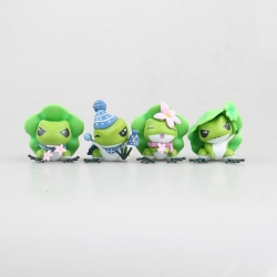 Tabikaeru Figure (Set of 4)