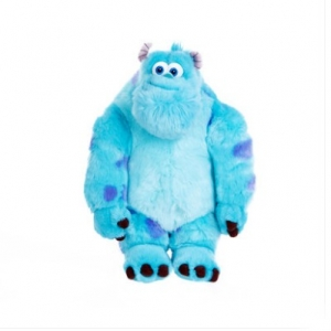 Sulley Sullivan Plush Doll - Monsters University (ของแท้)