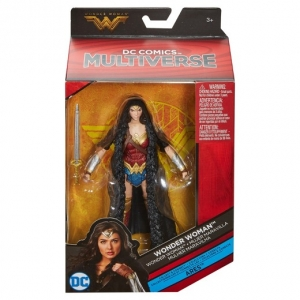 DC Multiverse - WONDER WOMAN (CLOAKED) (ของแท้)
