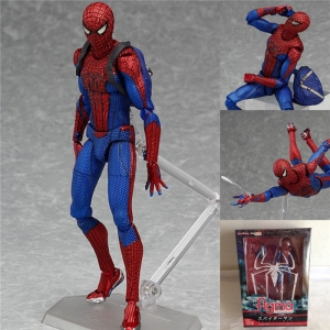 Figma Action Figure Series Spiderman (ไอ้แมงมุม)