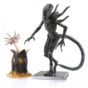 Aliens Colonial Marines Xenomorph Soldier 1:18 Scale Action Figure (ของแท้)