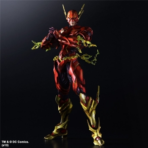 Play Arts Kai DC VARIANT FLASH Figure
