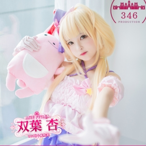 COSPLAY - Anzu Futaba - The iDOLM@STER Cinderella Girls (มีให้เลือก 3 Size)