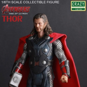 Crazy Toys THOR Avengers 1/6 Figure