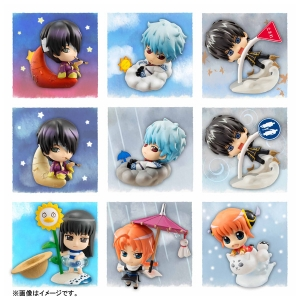 Gintama Petit Chara Land - Ketsuno Ana's Weather Forecast (ของแท้)