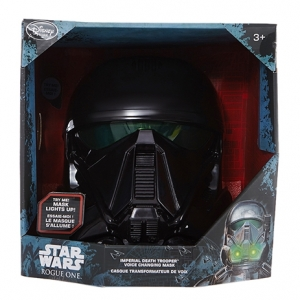 IMPERIAL DEATH TROOPER Voice CHANGING Mask (ของแท้)