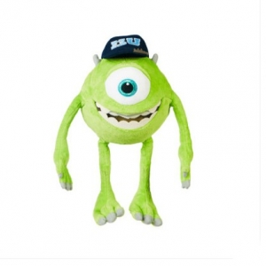 Mike Wazowski Plush - Monsters University (ของแท้)