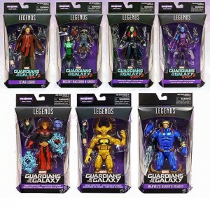 Marvel Legends Guardians of the Galaxy Wave 2 (ครบชุด)