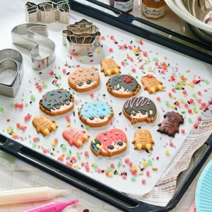 Charm Patisserie - Gintama Gin-san no Cookie-yasan Set of 6 (ของแท้)