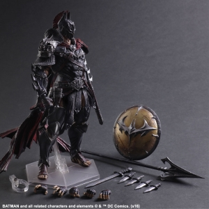 Play Arts Kai - Batman: Timeless Sparta