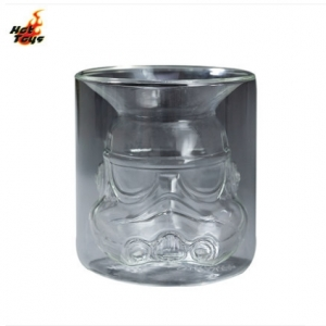 Hot Toys Star Wars Stormtrooper Double Wall Glass Cup (ของแท้)